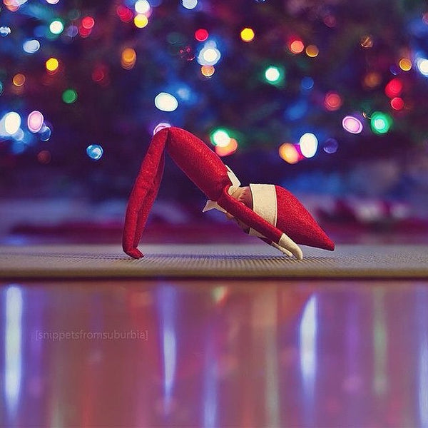 10 Ways to stay Yogi this Christmas