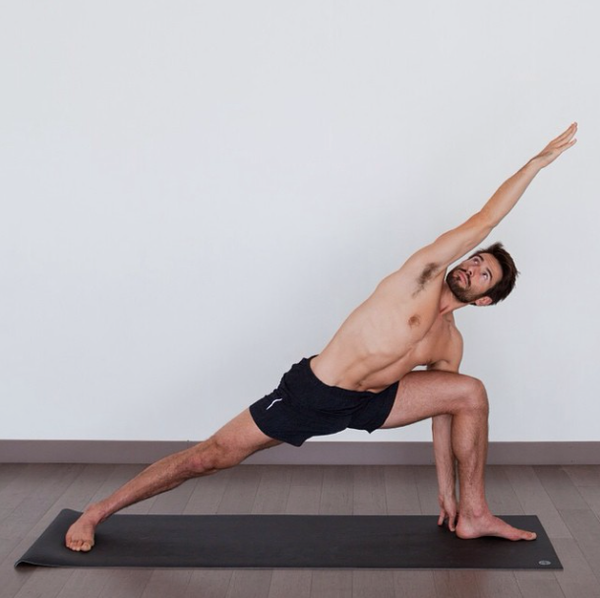 Beginner Vinyasa Flow Yoga with Tim Senesi