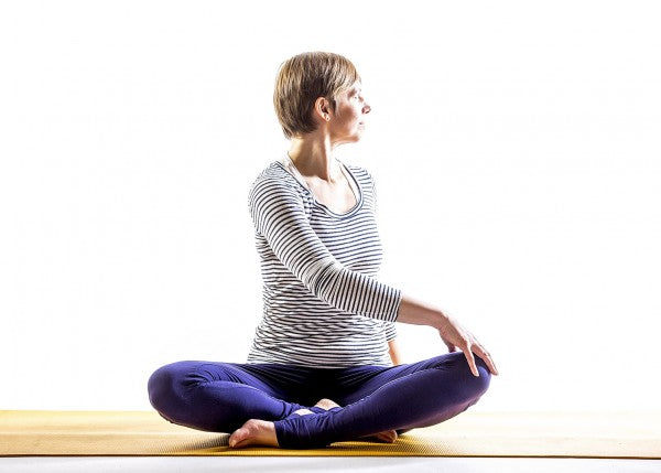 Yoga for Menopause: An Easy Sequence To Assist You Through Change