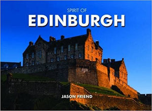 Spirit of Edinburgh Book