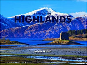 Spirit of the Highlands Book