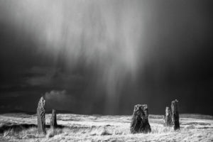 Callanish Stone Circle (No 4), Isle of Lewis, Scotland