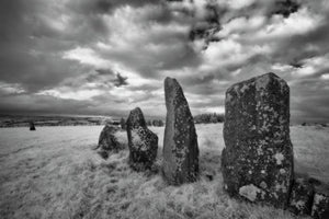 Beltany Stone Circle, County Donegal, Ireland