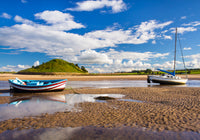 Alnmouth, Northumberland, 1000 Piece Jigsaw Puzzle