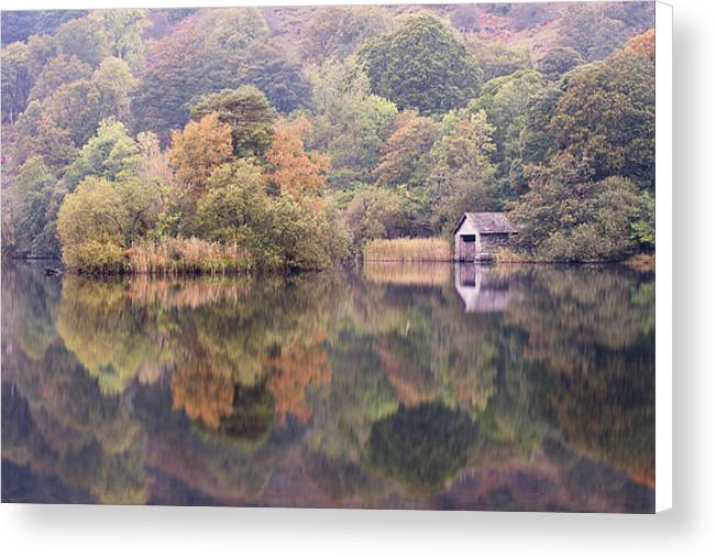 Rydal Water, Lake District National Park Canvas Print