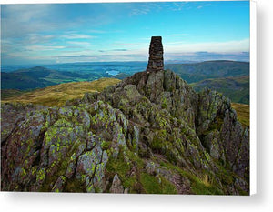 Place Fell, Lake District National Park Canvas Print