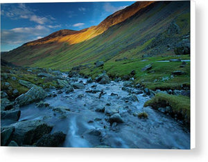 Honister Pass, Lake District National Park Canvas Print