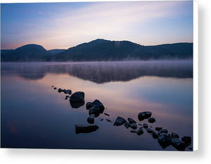 Windermere Dawn, Lake District National Park Canvas Print