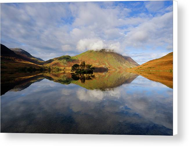 Crummock Water, Lake District National Park Canvas Print