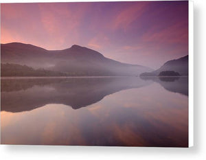 Thirlmere, Lake District National Park Canvas Print
