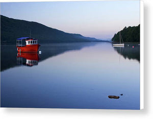 Coniston Water, Lake District National Park Canvas Print