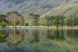 Lake Buttermere, Lake District National Park Canvas Print