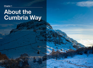 The Cumbria Way Book  - Digital Edition