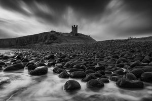 Dunstanburgh Castle Black & White Photography Workshop – 9th September 2018