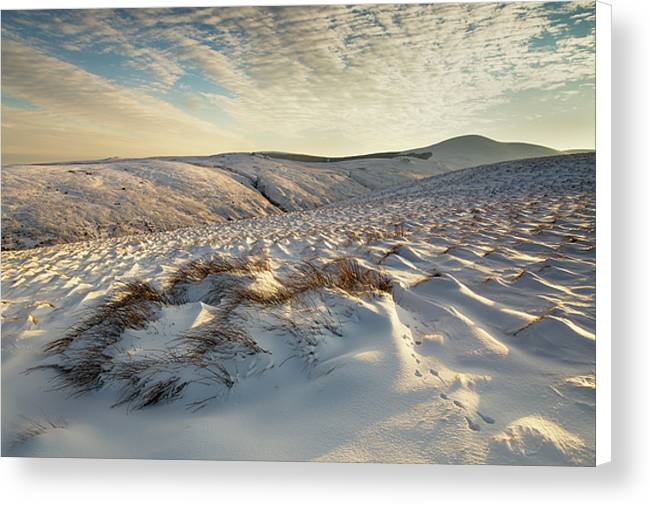 Harthope Valley, Northumberland Canvas Print