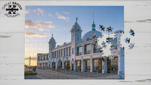 Spanish City, Whitley Bay, 1000 Piece Jigsaw Puzzle