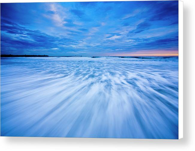 South Shields, South Tyneside Canvas Print