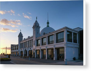 Spanish City, Whitley Bay Canvas Print