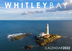 Whitley Bay 2022 Wall Calendar