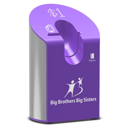 Big Brothers Big Sisters DipJar (Limited)