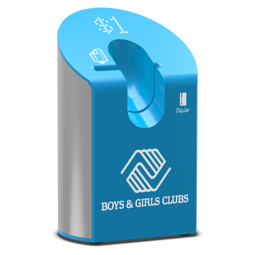 Boys & Girls Clubs DipJar
