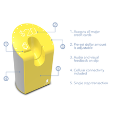 DipJar Yellow