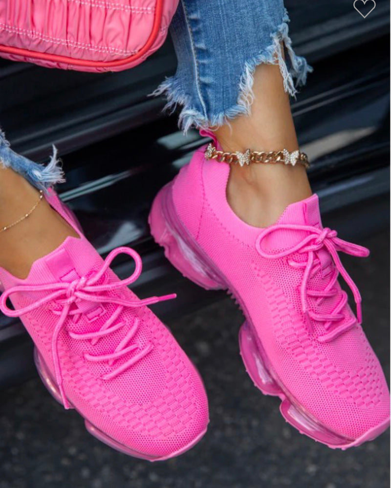 Hot Pink 2021 Tennis Shoes
