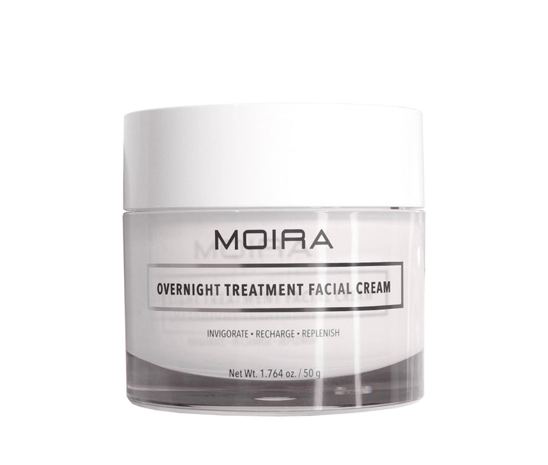 Overnight treatment cream