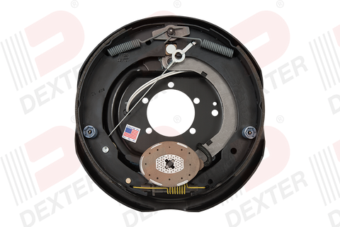 "Brake Assembly 12"" Electric Forward Self Adjust RH"