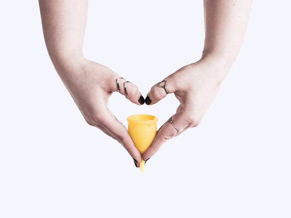 My Menstrual Cup Success Story by comedian Jess Beaulieu