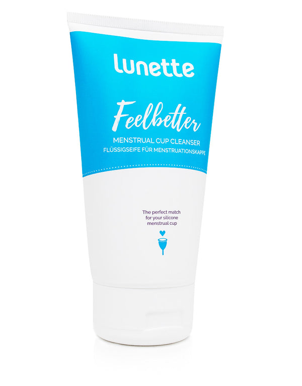 Lunette Feelbetter Cup Cleanser 150 ml