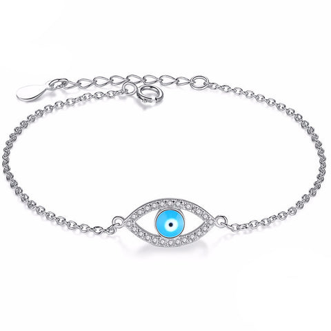 Blue Eye Crystal Bracelet - WeArePretty