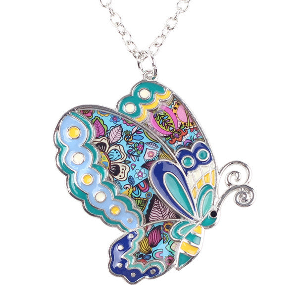 Butterfly Pendant - WeArePretty