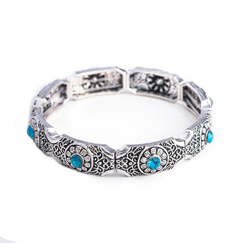 Antique Silver Bijoux Braclet - WeArePretty