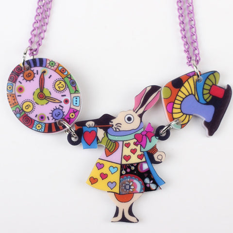 Mushroom Rabbit Pendant - WeArePretty