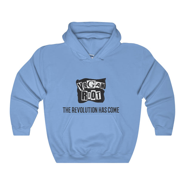 Vegan Revolution Hooded Sweatshirt