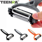 3 in1 Multifunctional 360 Degree Rotary Vegetable Peeler / Cutter /Planer /Grater