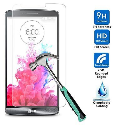 Ultra Thin 9H 0.26mm  Tempered Glass Protector For LG