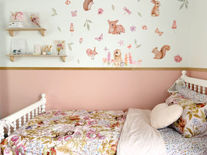 Flopsy's Garden - Wall Stickers