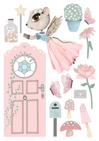 Fairy Door Set - Tillie