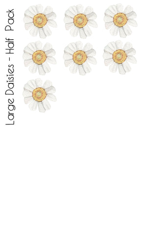 Daisy Wall Stickers