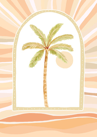 Palm Rays - Peachy