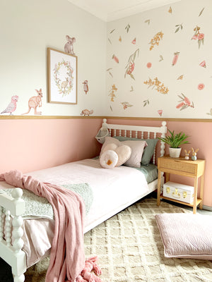 Australian Flora Wall Stickers