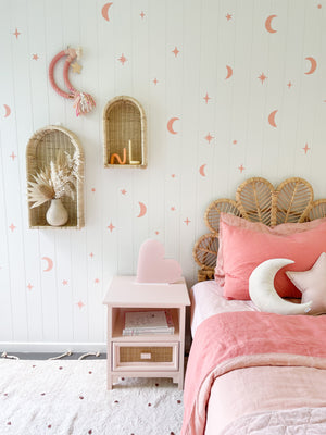 Stars & Moons Wall Stickers