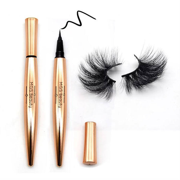 Eyeliner & Lash Glue Duo