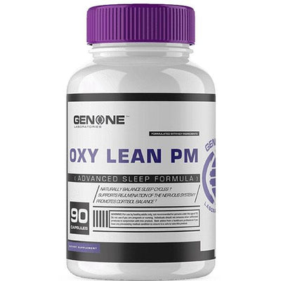 OXY LEAN + OXY LEAN PM (BUNDLE DEAL)
