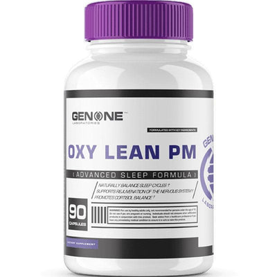 OXY LEAN PM PREMIUM SLEEP FORMULA
