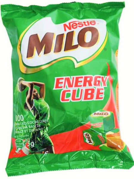 Nestle Milo Energy Cubes