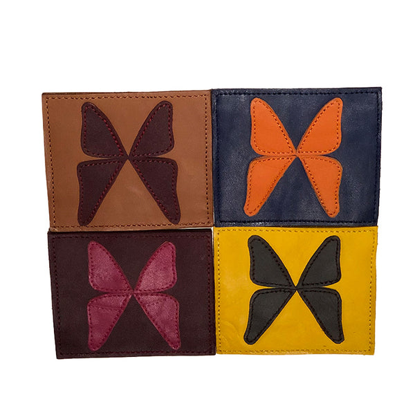 Leather Cardholders by Idong Harrie