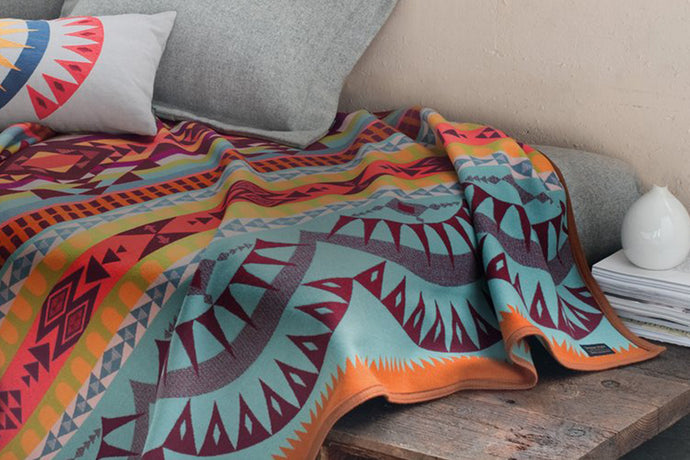 Spring/Summer Blankets: Pendleton goes to Point Reyes